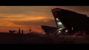 Star Wars Episode II - Tatooine