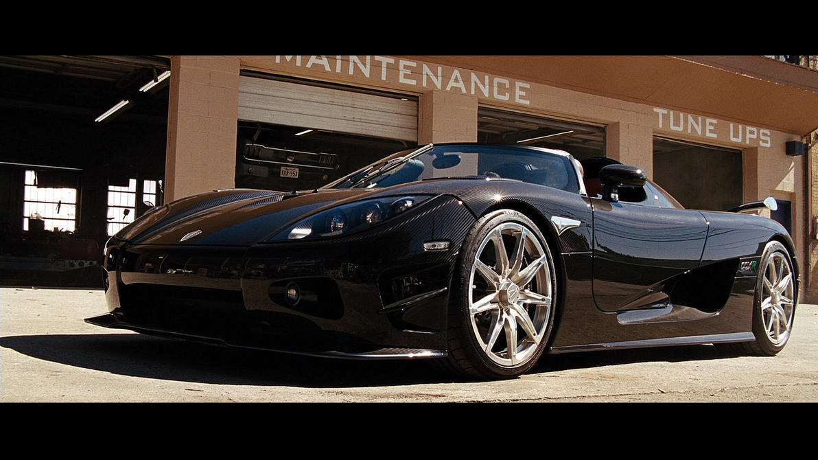 Fast And Furious 5 - Koenigsegg CCXR by NewYungGun on DeviantArt