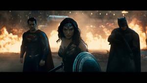 Batman v Superman - Wonder Woman (5)