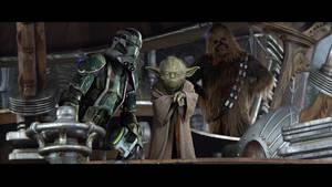 Star Wars Episode III - Yoda