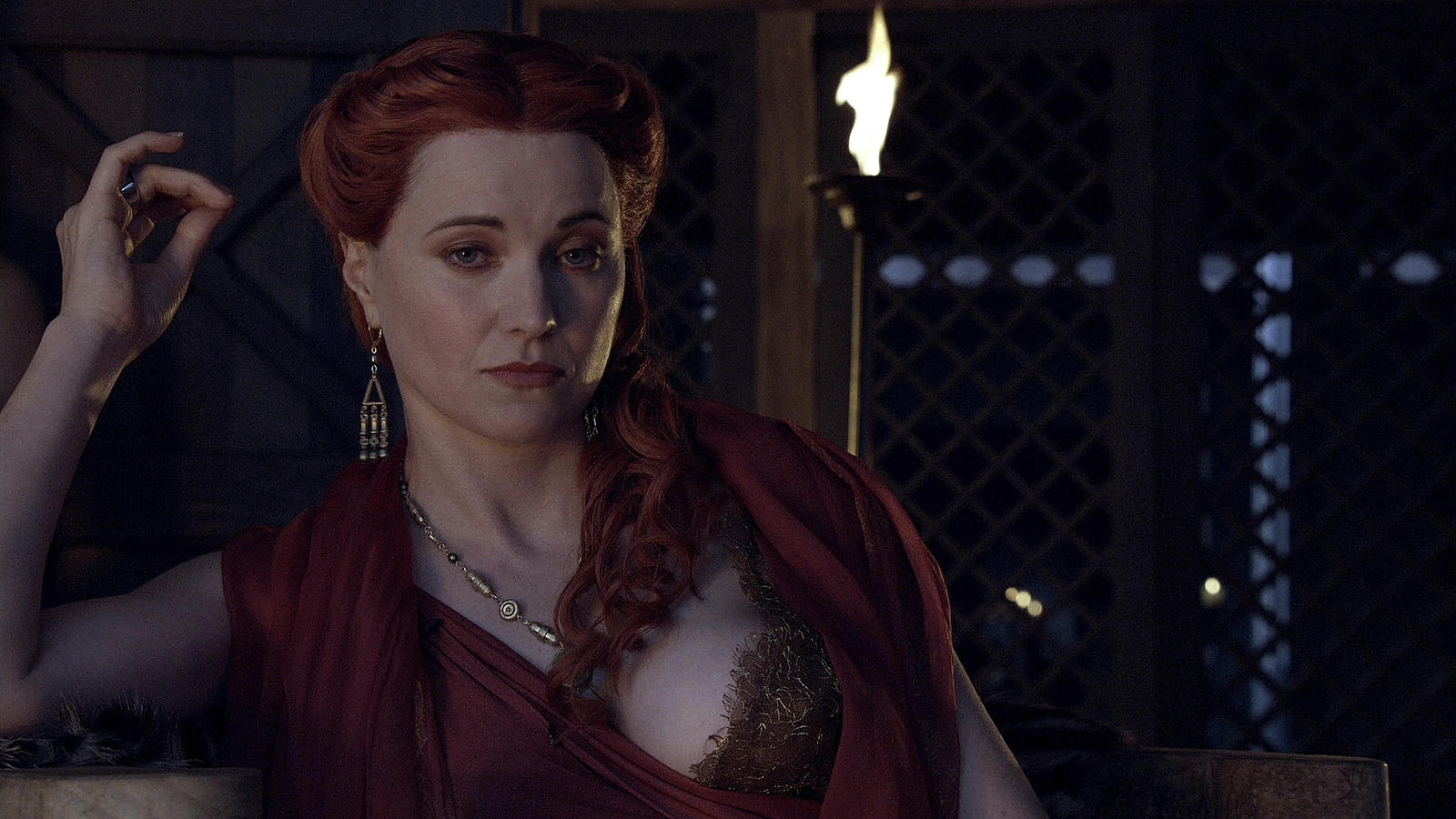 Spartacus Blood And Sand Lucretia