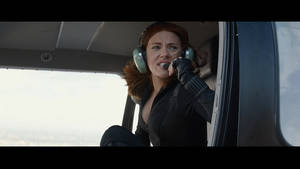 Captain America The Winter Soldier - BlackWidow 11