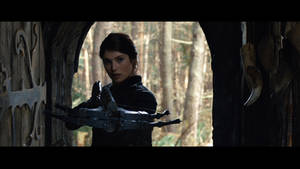 Hansel And Gretel Witch Hunters - Gretel (1)