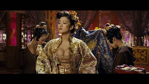 Curse Of The Golden Flower - Empress Phoenix (9)