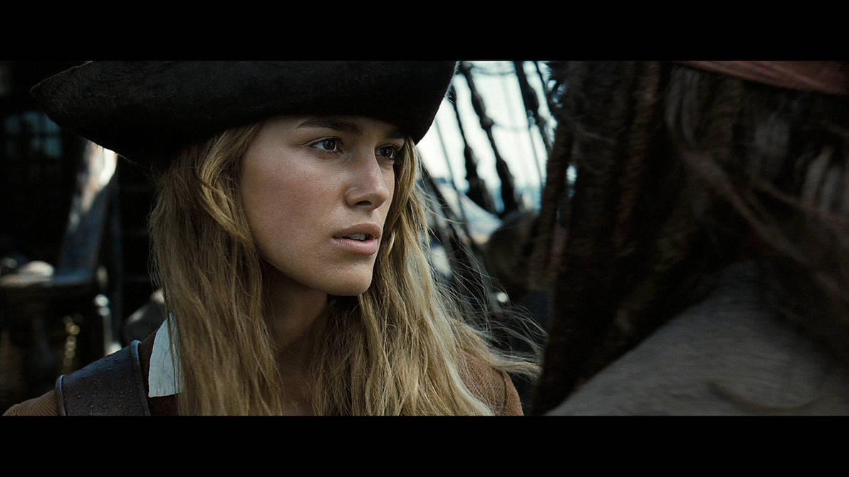 Pirates Of The Caribbean 2 - Elizabeth (5) by NewYungGun on DeviantArt