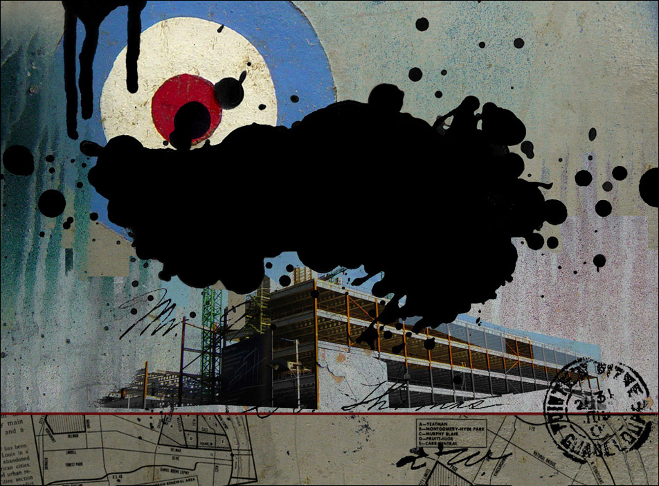 urban decay by greycom