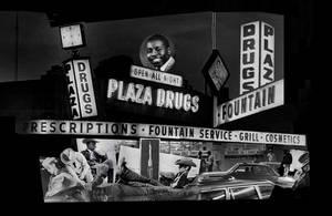 Midnight at Plaza Drugs