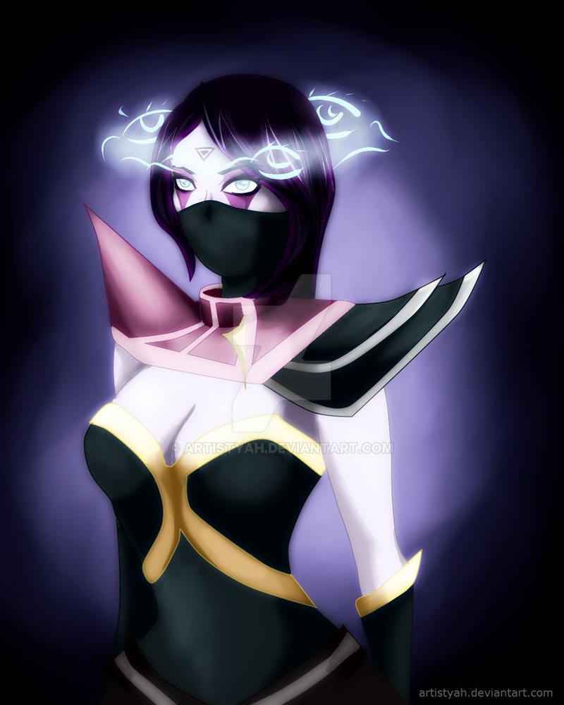 TEMPLAR ASSASSIN by artistYah