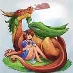Tea with a Dragon