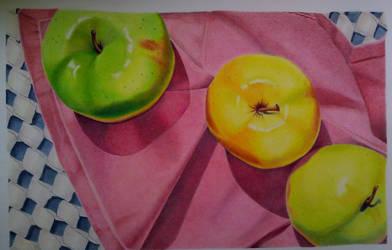 3 apple lesson in cp's by MorgaineA