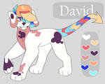 Emo doggo - Adopt auction open by H0LL0W0
