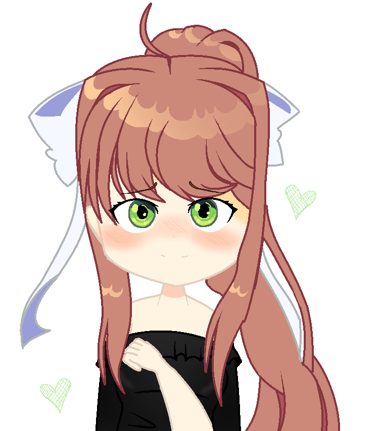 Monika by 1KawaiiChan2