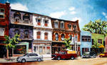 queen street, toronto by liz2e