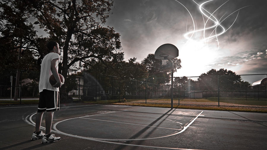 Nike Streetball Basketball by erikbarker on DeviantArt