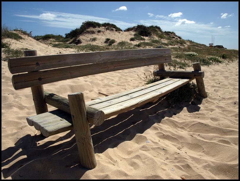 Beach Bench By Stoneddonkey On Deviantart