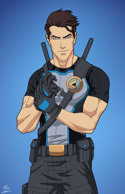 Grayson Agent 37