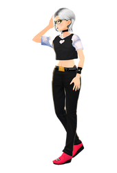 VRoid GwendolyX10 (Costume 7) - by Gwendoly S.C.