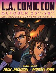 Comic Con LA