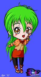 Chibi Detective Cashie by Kunou