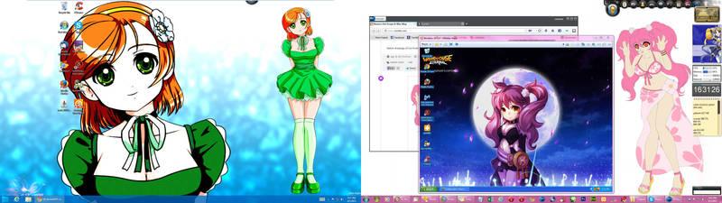My Desktop 9/1/13