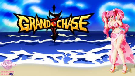 Sexy Grand Chase Amy Aruha by Kunou