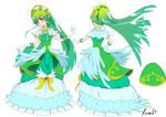 Cure Zephyr_Mode Elegant