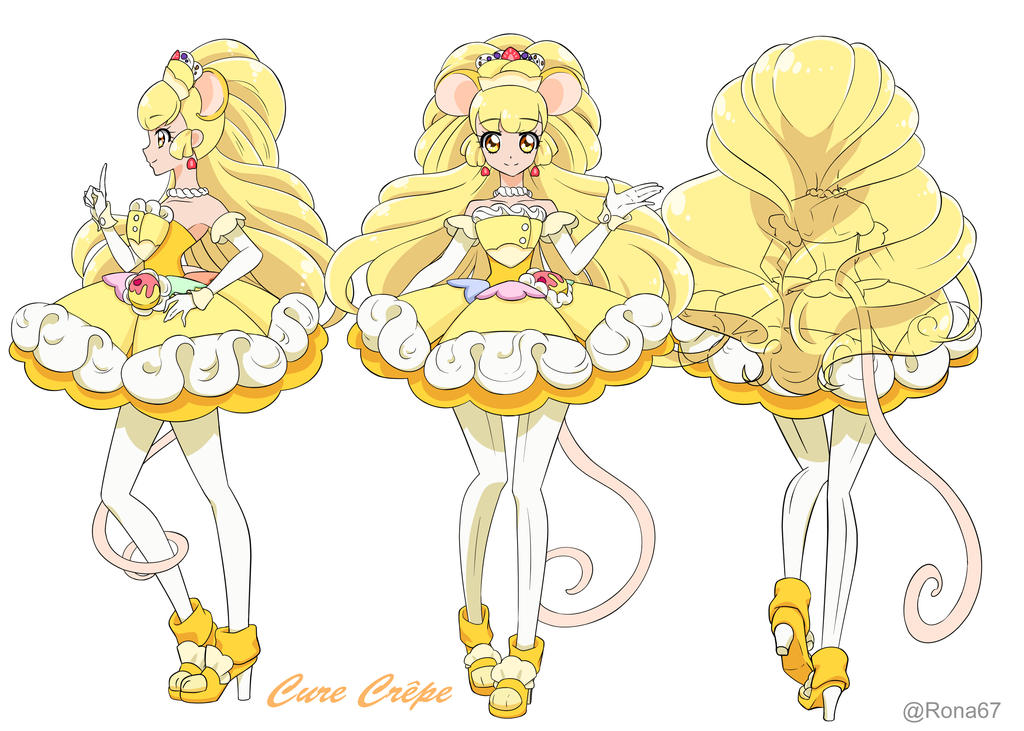 Cure Crepe by Rona67