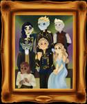 Evdersen Family Portrait