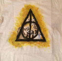 Deathy hallows - Harry Potter