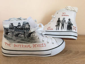 The Infernal Devices - Shoes