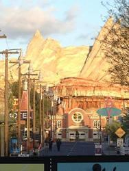 RADIATOR SPRINGS! @ Disney's California Adventure