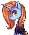 [MLP:FIM] Doodle Sassy Saddles