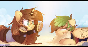 [MLP:OC] Summer day
