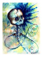 El Muerto by Alicia-Hannah