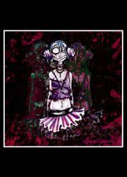 Craaaaazy girl by Alicia-Hannah