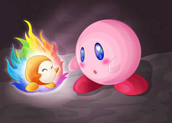 Poyo~ the ultimate hope! - Smash Bros Ultimate by Fuzuru99