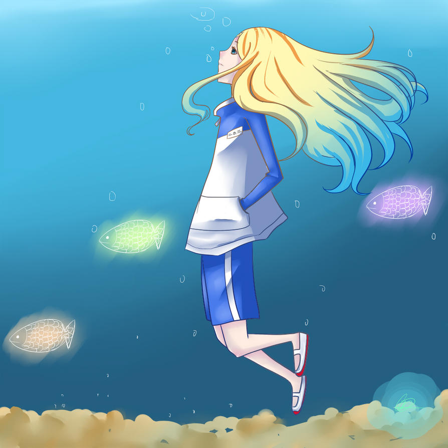 Nino San by animeweirdoneedslove