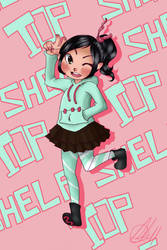TOP SHELF by animeweirdoneedslove
