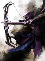 The Avengers - Hawkeye by theDURRRRIAN
