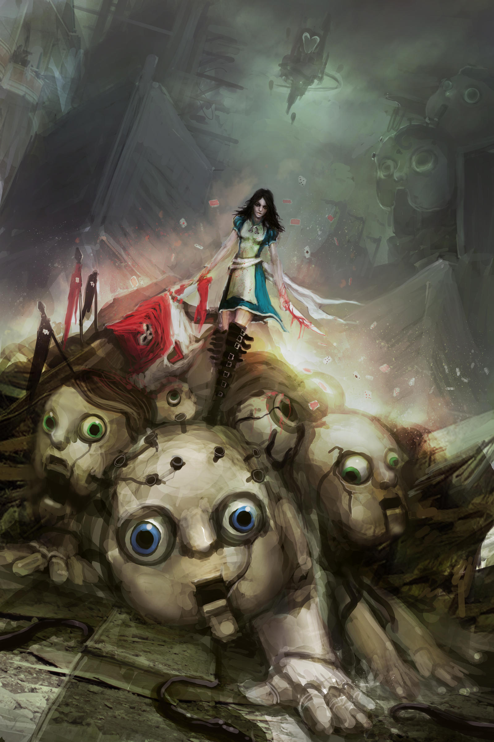 Alice: Chaos in Wonderland