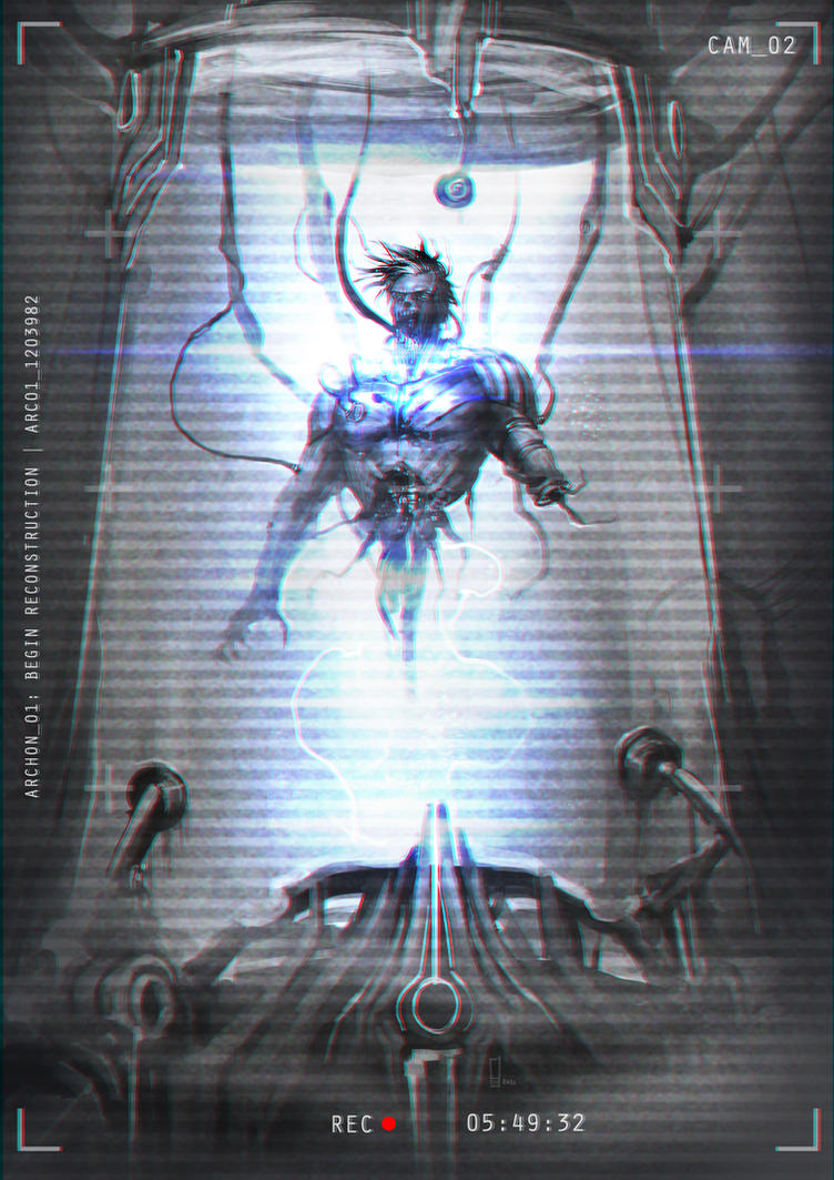 The Archon: Resurrection by theDURRRRIAN