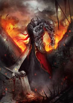 The Four Horsemen - War
