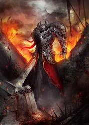 The Four Horsemen - War by theDURRRRIAN