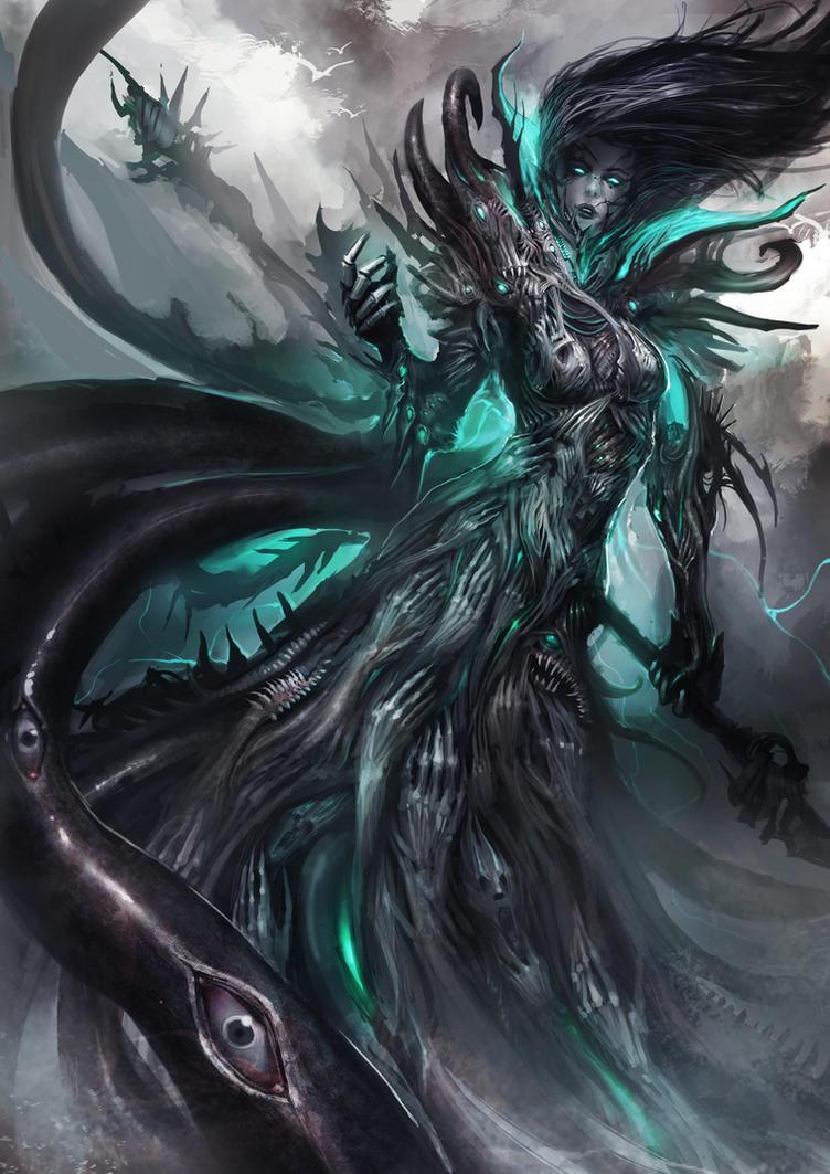 Queen Of Bones by theDURRRRIAN