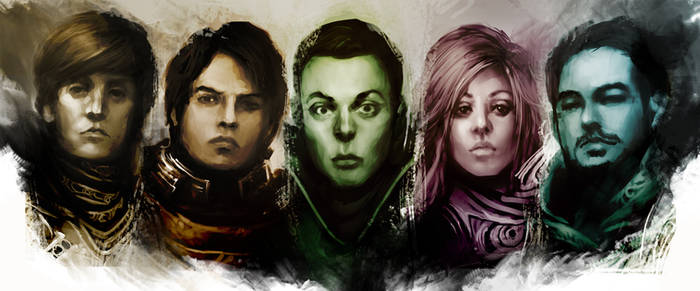 Teaser - The Big Bang Theory by theDURRRRIAN