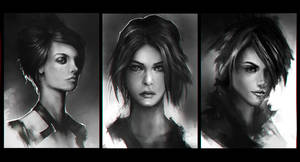 Portrait Practice 4