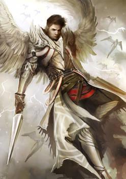Supernatural - Archangel Dean
