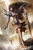 Kill la Kill - Kiryuin by theDURRRRIAN