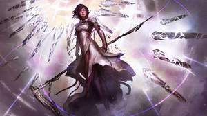 Seraphim, set the sky on fire!