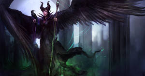 Maleficent: the most METAL disney movie to date